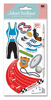 Track & Field 3D  Stickers - Jolee's Boutique