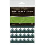 Silver Decorative Photo Corners