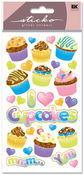 Party Goodies Glitter Sticko Stickers
