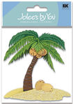 Palm Tree 3D Stickers - Jolee's By You