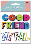 My Pal 3D  Stickers - Jolee's Boutique