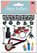 Concert 3D  Stickers - Jolee's Boutique