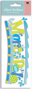 Marco Polo Pool Title  Stickers - Jolee's Boutique