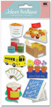 Fundraisers 3D  Stickers - Jolee's Boutique