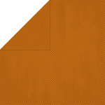 Rust Double Dot Cardstock - Bo Bunny