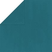 Slate  Double Dot Cardstock - Bo Bunny