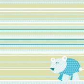 Polar Frost Glitter 12x12 Paper - Reminisce