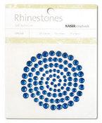 Dk Blue Rhinestones