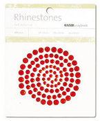 Red Rhinestones