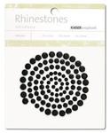 Black Rhinestones