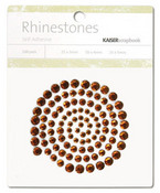 Bronze Rhinestones
