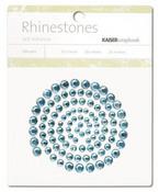 Ice Blue Rhinestones