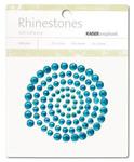 Aquamarine Rhinestones