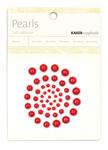 Red Pearls - KaiserCraft