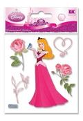 Sleeping Beauty w/Rose 3D