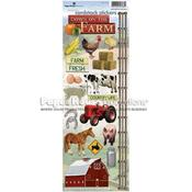 Down On The Farm Stickers - Paper House Productions