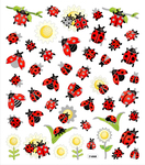Ladybugs Stickers