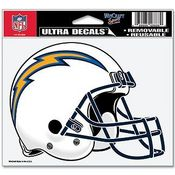 San Diego Chargers Decal