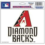 Arizona Diamond Backs MLB Decal