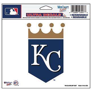 Kansas City Royals MLB Decal