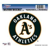 Oakland Athletics MLB Decal