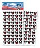 Mickey Ears Alphabet 3D Disney Stickers - EK Success