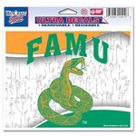 Florida A & M NCAA Decal