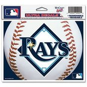 Tampa Bay Rays MLB Decal
