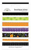Halloween Boutique Trims by Doodlebug