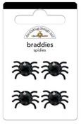 Spider Braddies by Doodlebug