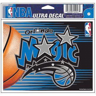 Orlando Magic NBA Decal