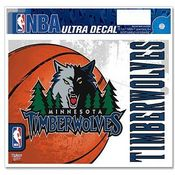 Minnesota Timberwolves NBA Decal
