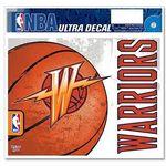 Golden State Warriors NBA Decal