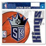 Sacramento Kings NBA Decal