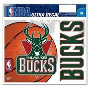 Milwaukee Bucks NBA Decal