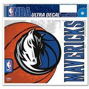 Dallas Mavericks NBA Decal