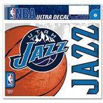 Utah Jazz NBA Decal
