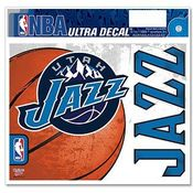 Utah Jazz NBA Decal