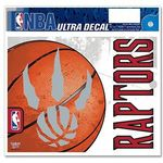 Toronto Raptors NBA Decal