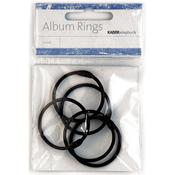 Dark Brown Album Rings