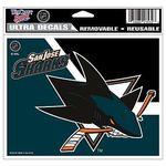 San Jose Sharks NHL Decal