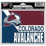 Colorado Avalanche NHL Decal