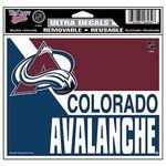 Colorado Avalanche NHL Decal