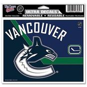 Vancouver Canucks NHL Decal