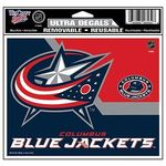 Columbus Blue Jackets NHL Decal