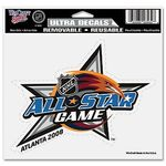 All Star Game Atlanta 2008 Decal