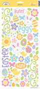 Bunny Hop Icons Stickers by Doodlebug