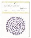 Lilac Rhinestones