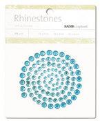 Aqua Rhinestones