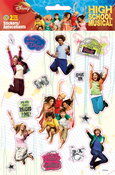 High School Musical Stickers - Sandylion